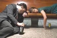 помощь и первые признаки при алкоголизме
