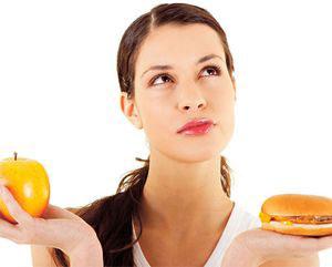 пример дробного питания для похудения на неделю