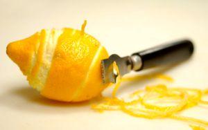полезные свойства цедры лимона